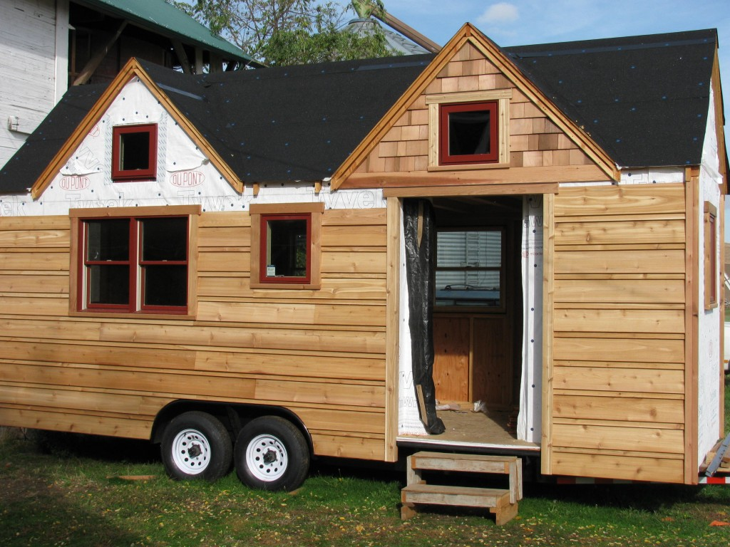 Tiny Home Designs: Make A House Look Like A Home (and Keep It Stable