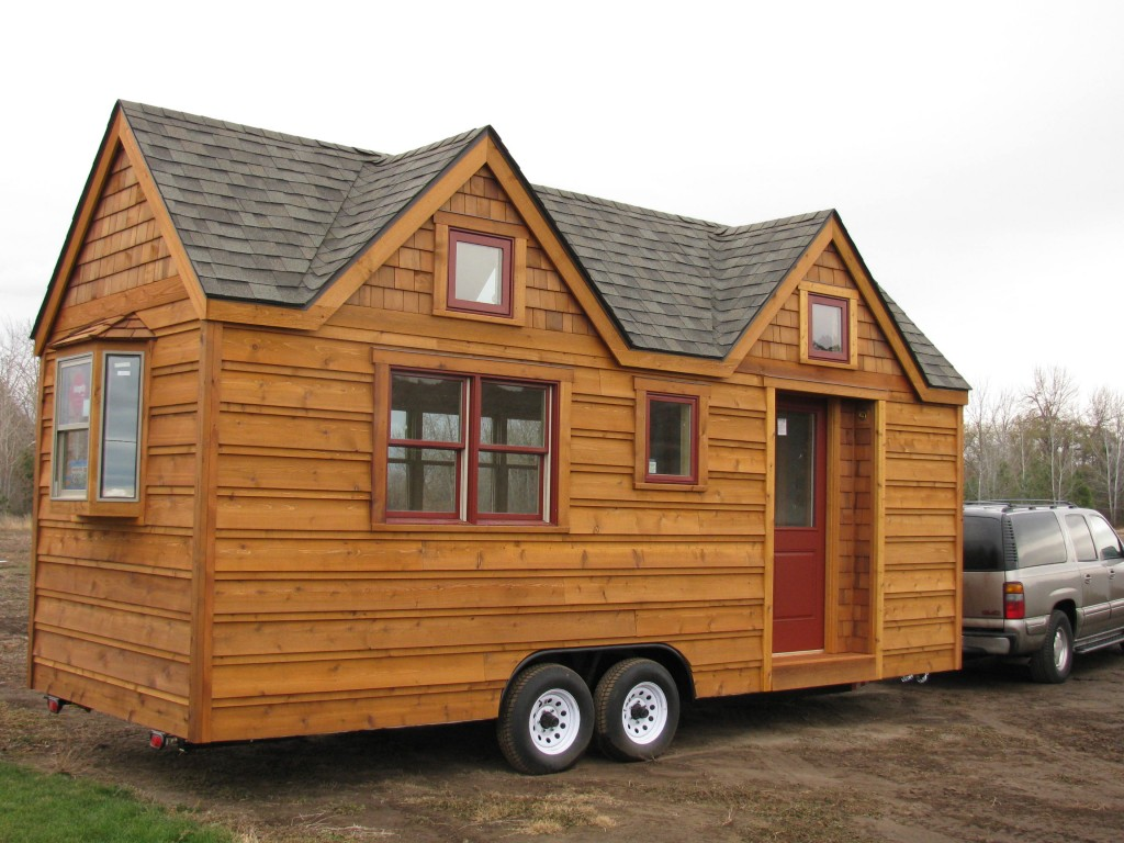 Tiny Home Designs: Take A Look At Our Finished Ballard Model