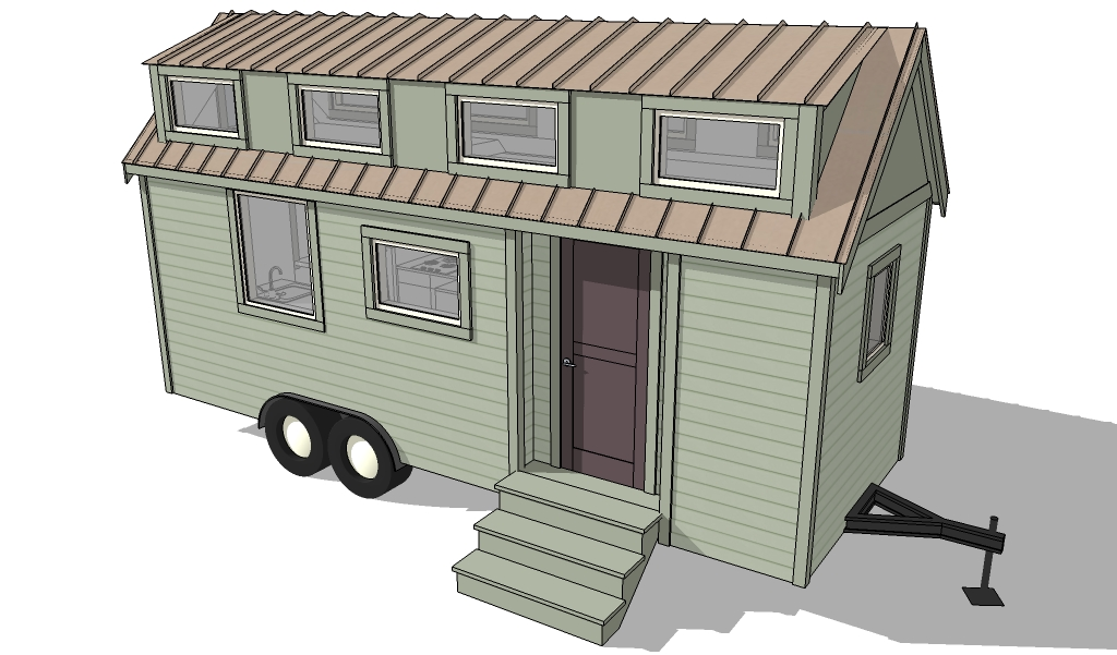 Tiny Home Designs: Introducing The Wallingford Model