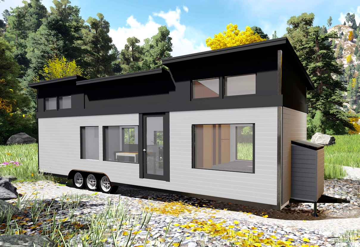 Tiny houses for sale oregon house on wheels craigslist for Amplified tiny house