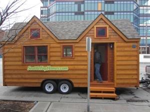 Ballard tiny house in Seattle