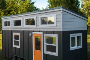 Build a tiny home yourself with Alki plans from Seattle Tiny Homes