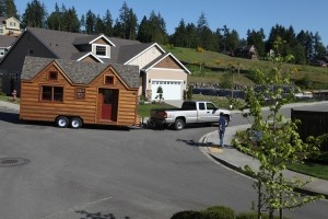 We're bringing a tiny home to the Puyallup RV Show! We hope to see you there.