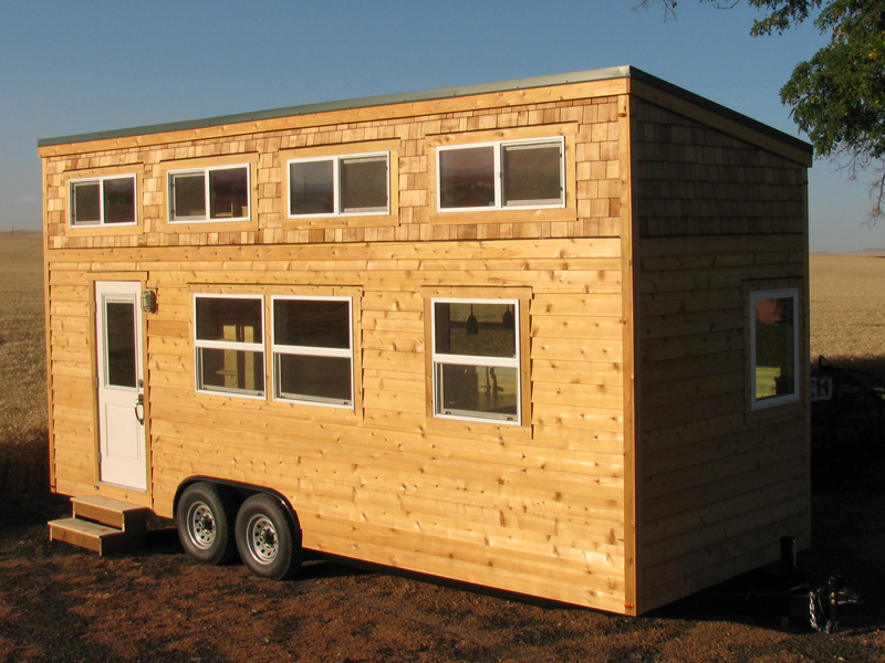 Models seattle tiny homes - Small modern houses with loft the practical choice ...