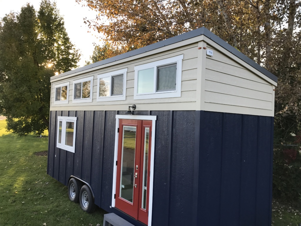 Small Home Plans: Seattle Tiny Homes