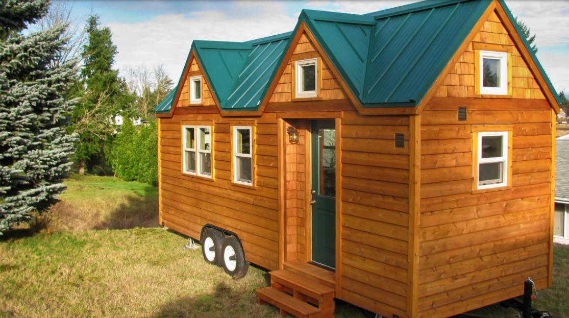 Captivating home on wheels pictures best ideas exterior for Micro homes on wheels