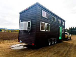 plumbing in a tiny house