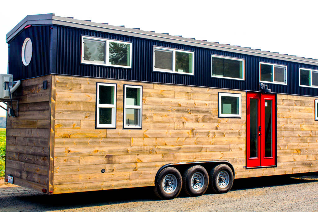 Blog seattle tiny homes for Tiny house blog family